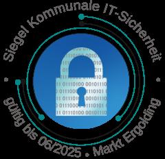 Siegel IT-Sicherheit